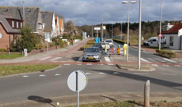Verkeer is tijdens drukke dagen niet meer welkom in Zandvoort.