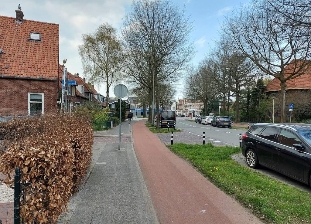 <p>De Vermeerstraat anno nu.&nbsp;</p> David de Vries  © BDU media