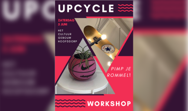 Workshop Upcycling