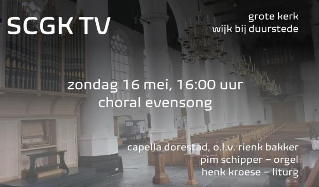 Choral Evensong in de Grote Kerk