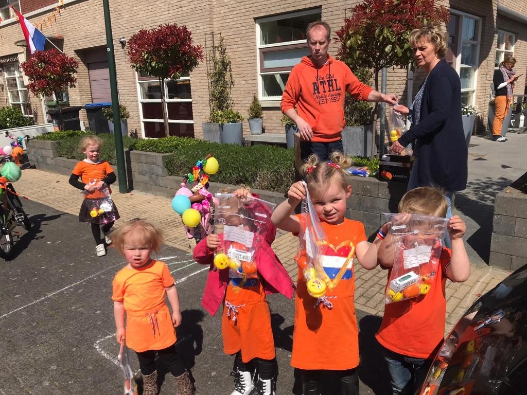 Kinderen Kerkweg Arie van Noordenne © BDU media