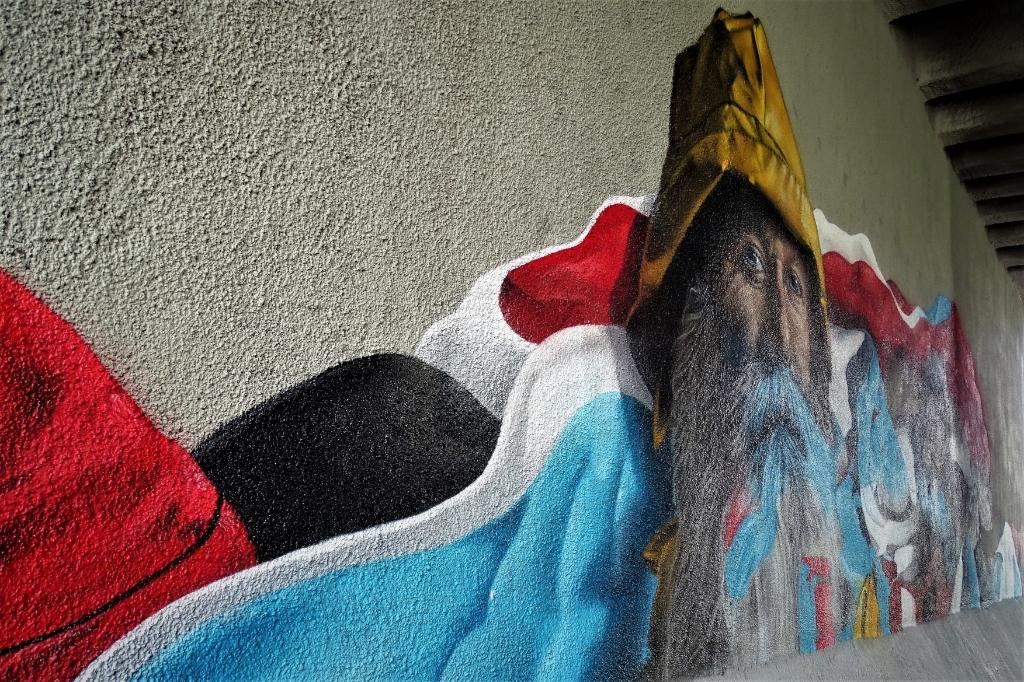 Street Art Hans Blomvliet © BDU media