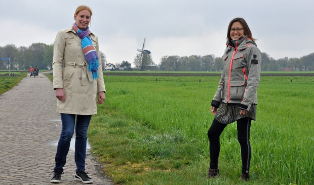 <p>Jessica Doorn en Alienke Ramaker zijn voorbeelden van Soesters die actief bezig zijn met het klimaat.</p>