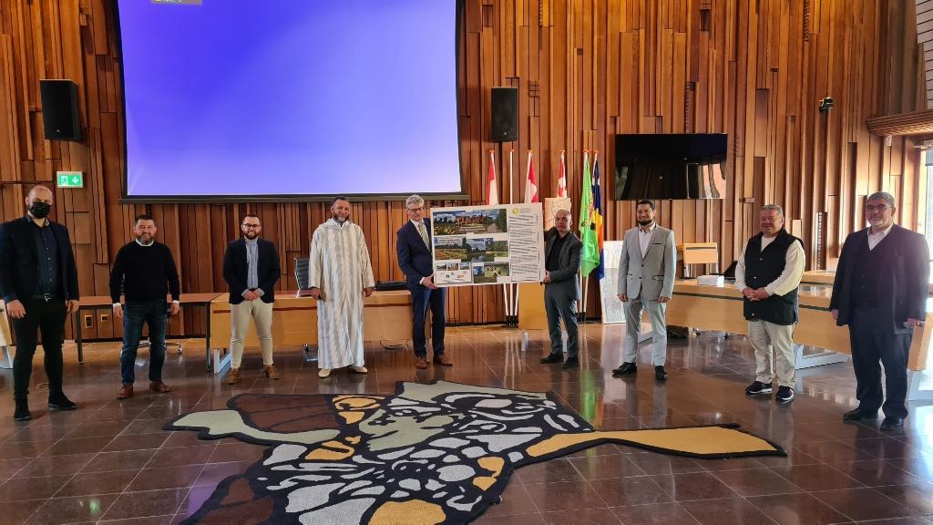 Samenwerkingsverband van Amersfoortse Moskeeën © BDU media