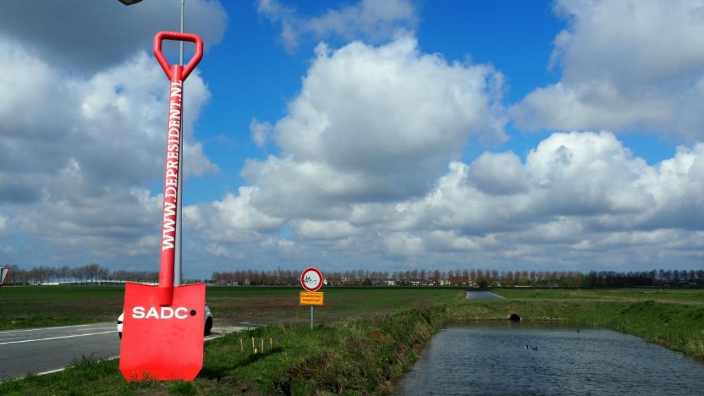 Het motto van Haarlemmermeer in beeld: bouwen, bouwen, bouwen. Nellie Bartels © BDU media