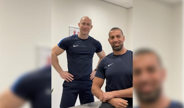 Tommy van Hees en Brian Smeulders zijn T.O.P. trainers