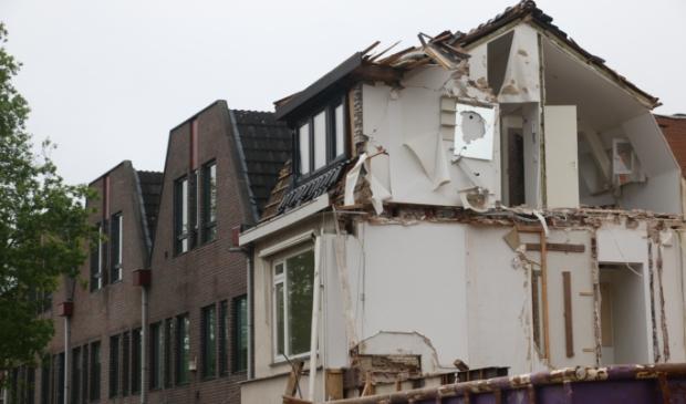 <p>Het bekende Warenhuis Geels wordt gesloopt, om ruimte te maken voor nieuwe appartementen&nbsp;</p>