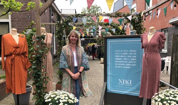 Niki de Meijer vindt duurzaam belangrijk: in de winkel zie je dat in alles terug.