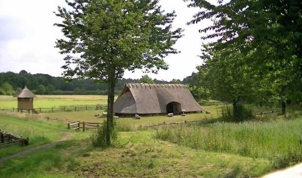 <p>IJzerboerderij Wekeromse Zand</p>