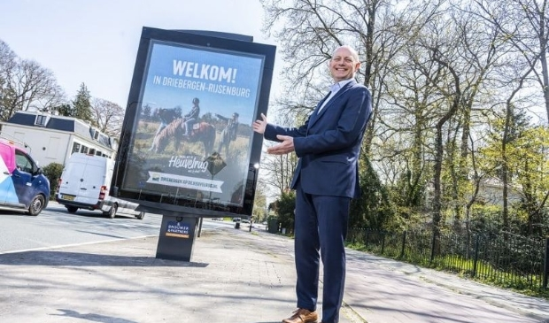 Rob Jorg, wethouder Utrechtse Heuvelrug