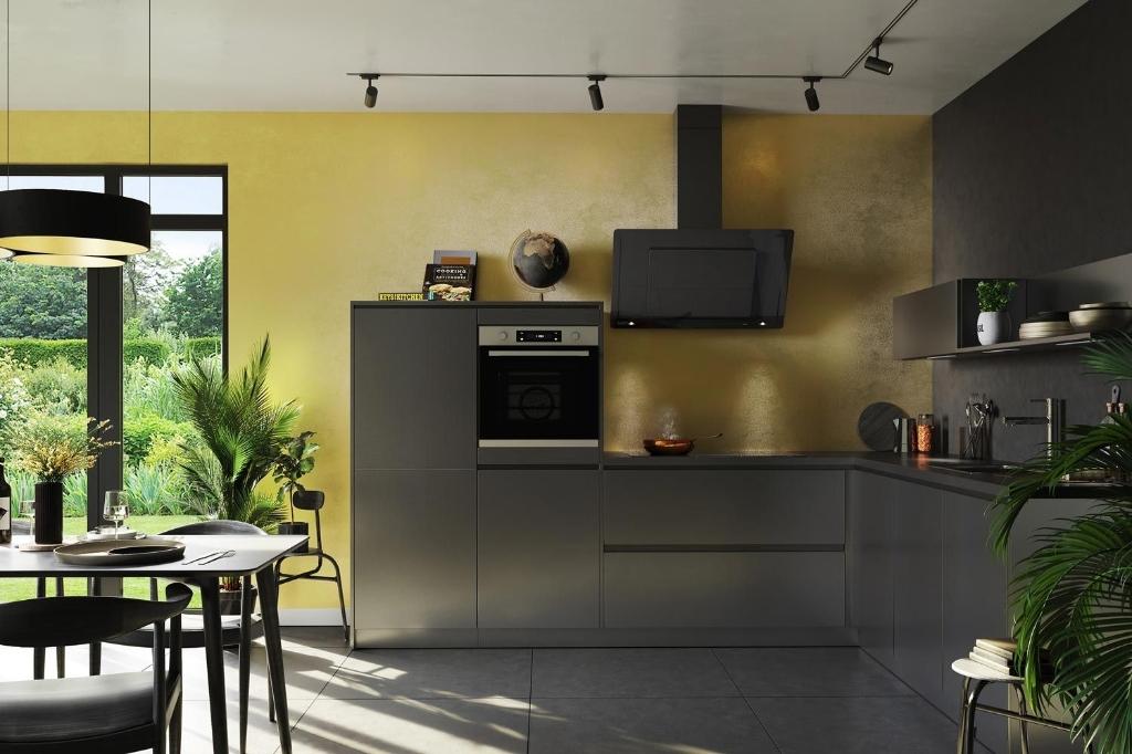 De nieuwe keuken van Angelique en Casper voldoet aan alle verwachtingen.  Keukendepot © BDU media