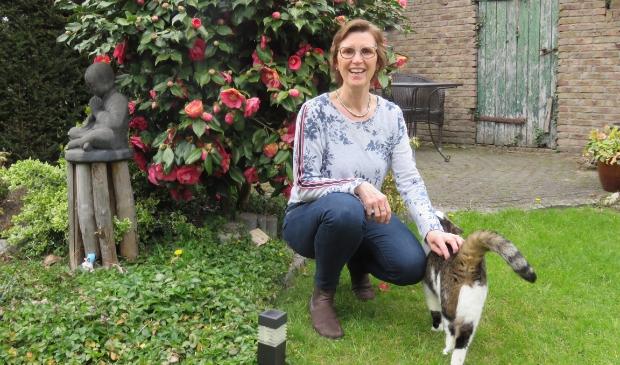 <p>Olga van der Zanden zet zich als vrijwilliger in voor het bestuur van het koor Onbeperkt Talent.</p>