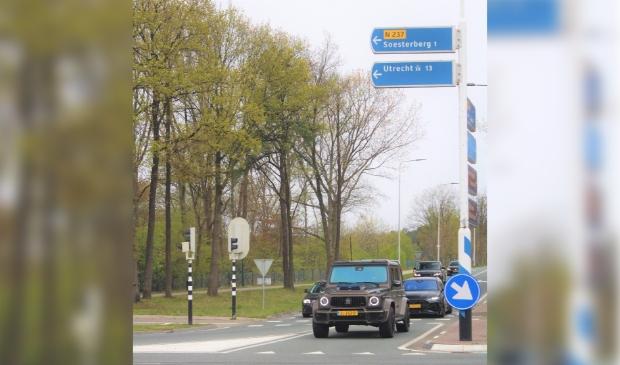 <br>Een zeldzame opname in Soesterberg van de Brabus G 700. Waarde: ruim 600.000 euro.<br><br> Eigen foto © BDU media