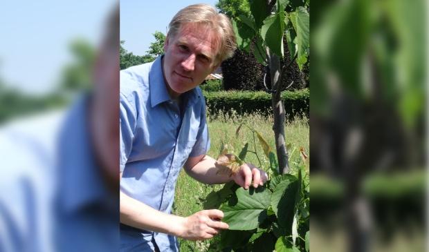Spreker Göran Christiansson van Kwekerij Culinair in Soest
