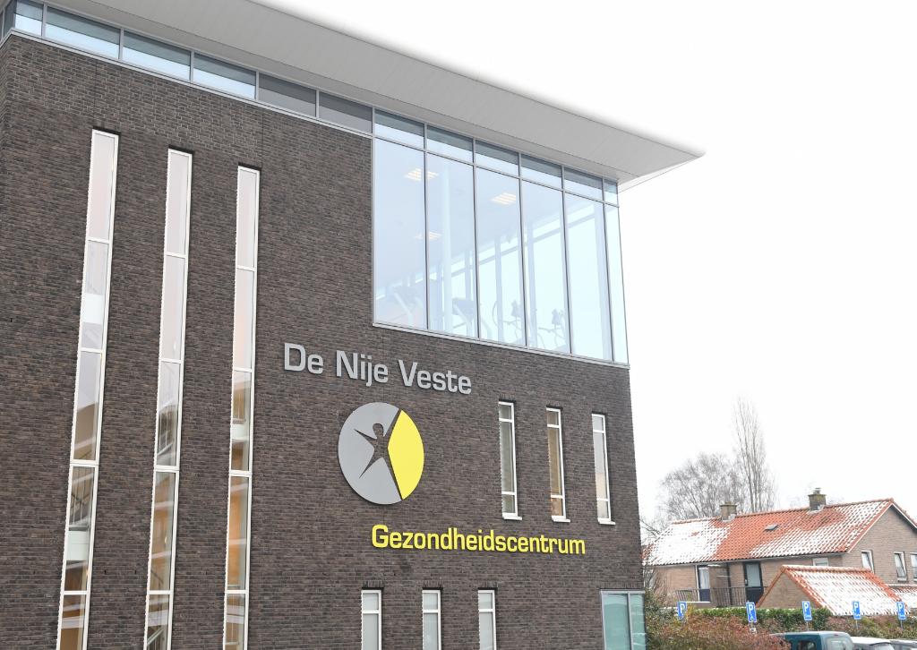 Gezondheidscentra Nijkerk © BDU Media