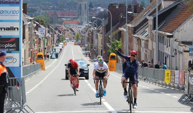 Goud voor Ter Schure / Fransen in de Ronde van Vlaanderen