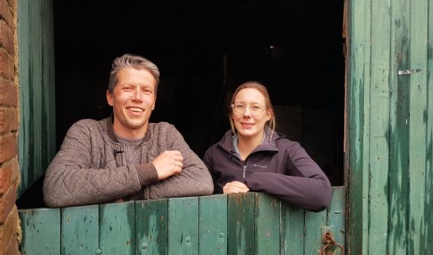 <p>Beheerders Eelco en Henriette Bakker ervaren de gezamenlijke spanning voor de toekomst van &#39;hun&#39;bedrijf als een extra belasting.</p>