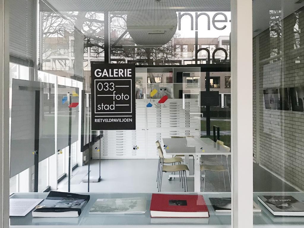 Galerie Rietveldpaviljoen aan de Zonnehof Cara Louwman © BDU media