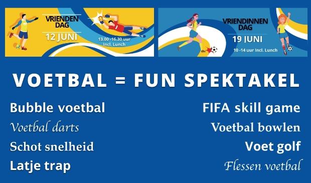 Voetbal is Fun