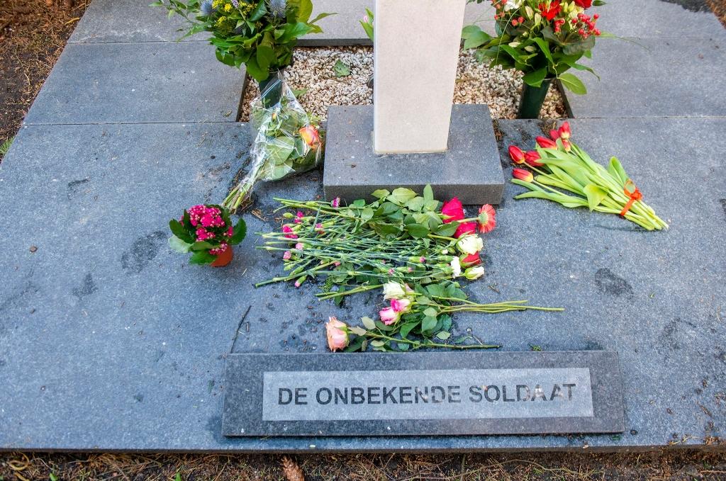 <p>4 mei herdenking Rusthof</p> <p>Rinus van Denderen</p> © BDU media