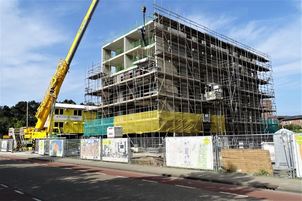 Nieuwbouw Hans Blomvliet © BDU media