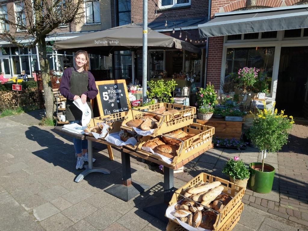Biologisch brood Bij Frouke PUPUHR © BDU