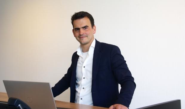 <p>,,We geven onze klanten blijvende ondersteuning&quot;, zegt Cornelis Vreeken.</p>