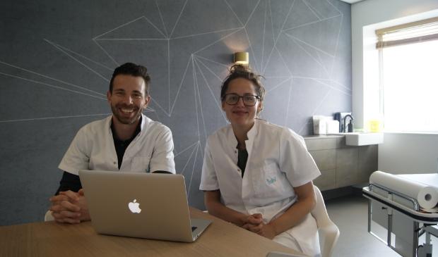 <p>De neurologen dr. Sven Suwijn en dr. Anna Norbeck hebben samen de afdeling neurologie opgebouwd bij Medische Kliniek Velsen.&nbsp;</p>