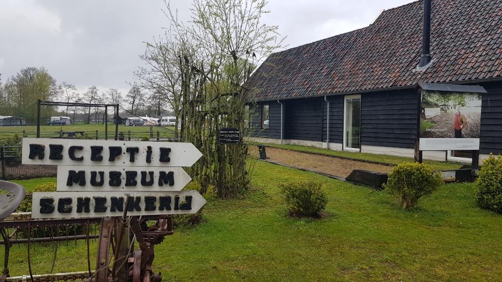 De Mariahoeve bestaat uit een museumboerderij, een camping en een theeschenkerij. Marieke Michielsen © BDU media
