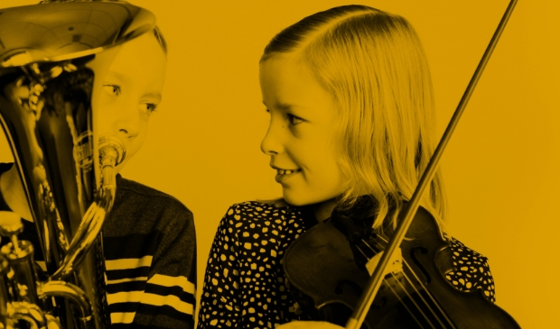Iedereen is welkom op de online open dag van De Harmonie en Muziekschool Barneveld