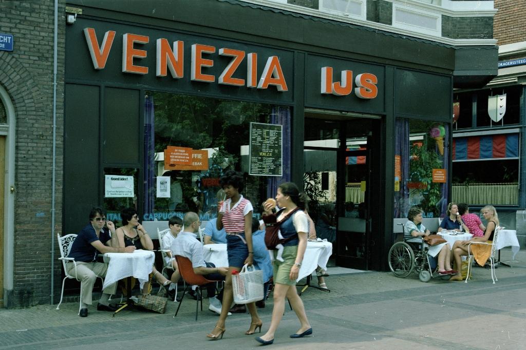 Terras van Venezia in 1983. HUA © BDU media