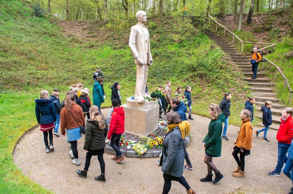 <p>4 mei herdenking Kamp Amersfoort</p> <p>Rinus van Denderen</p> © BDU media