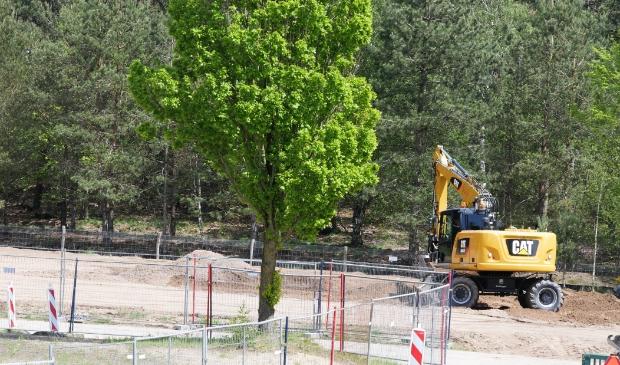 Deel Heidepark weer gesloopt