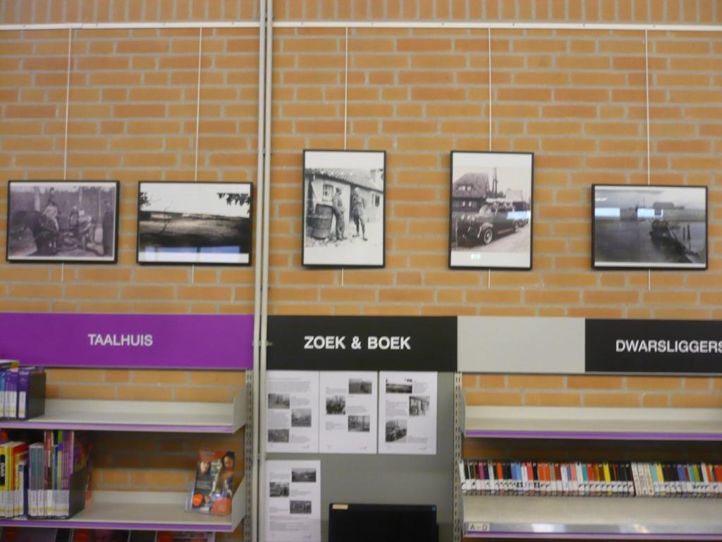 Een deel van de expositie HKL © BDU media