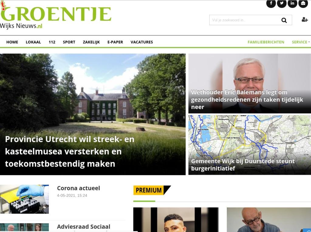 <p>Wijks Nieuws</p>