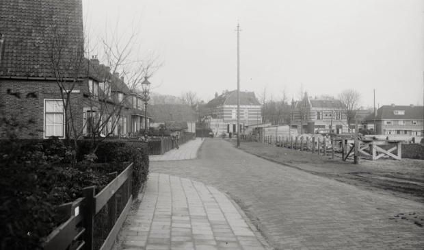 <p>De Vermeerstraat in 1931.&nbsp;</p>