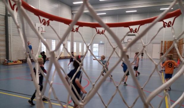 basketbal training