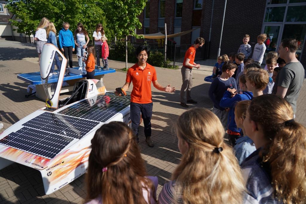 Vattenfall Solar Team © BDU media