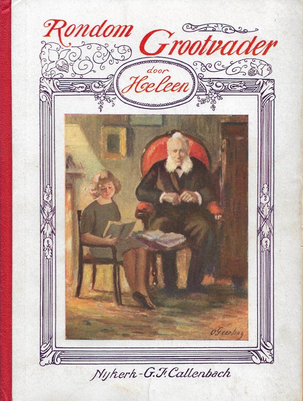 Boek uit de schenking van het archief van Uitgeverij Callenbach aan Museum Nijkerk Museum Nijkerk © BDU Media