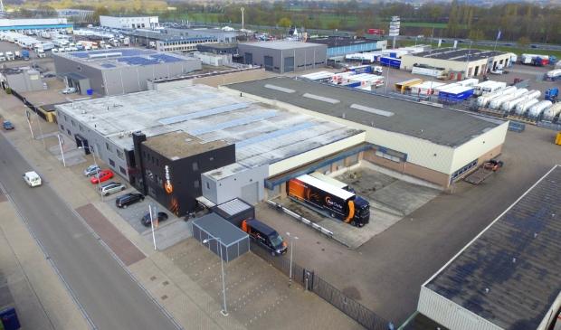 <p>SunCircle is gevestigd aan de Nijverheidsweg op bedrijventerrein Harselaar.</p>