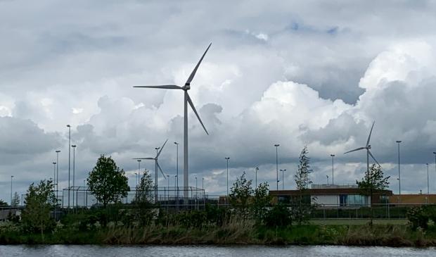 <p>Windpark Houten</p>