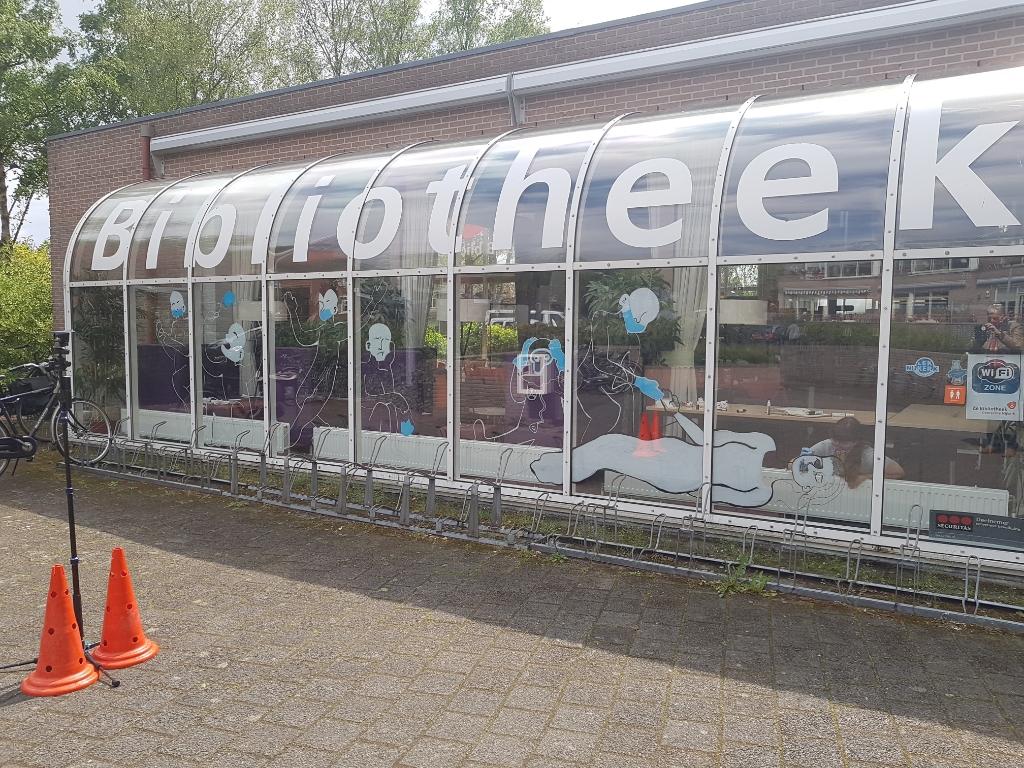 Bibliotheek Nijkerk © BDU Media