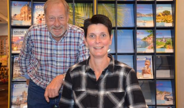 Cees Nieuwendijk en Angelique van Mourik van TravelXL