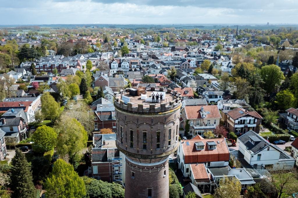 De familie Laseur op de Watertoren. Nufotograferen.nl  © BDU media