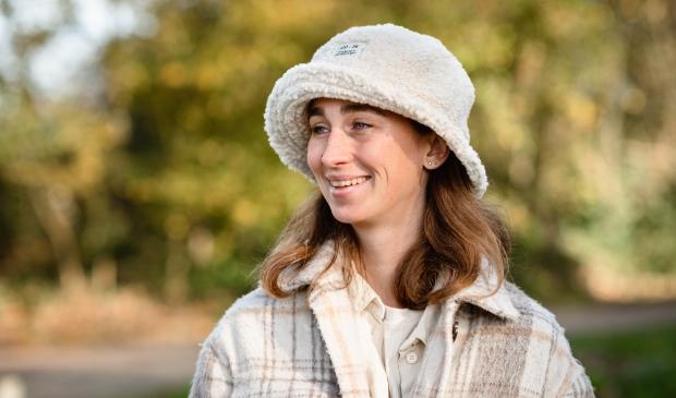 Sarah van Alebeek, consulent Jonge Mantelzorgers bij Mantelzorg & Meer