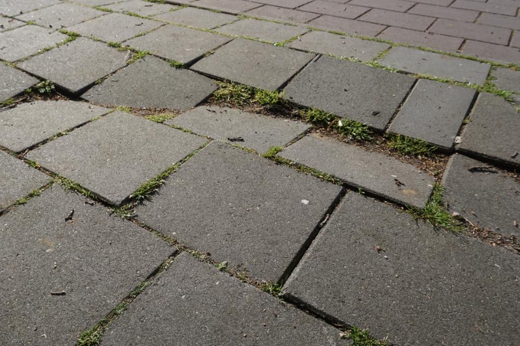 Scheefliggende tegels kunnen tot valpartijen leiden. Chris Smeenk © BDU media