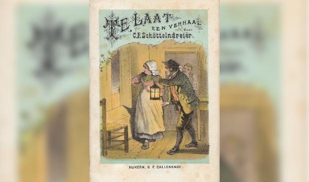 Boek uit de schenking van het archief van Uitgeverij Callenbach aan Museum Nijkerk