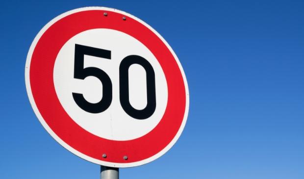 <p>De maximumsnelheid is voor het hele traject Beneluxbaan gelijk.</p>