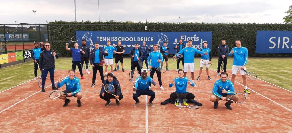 Tennisvereniging Spitsbergen © BDU media