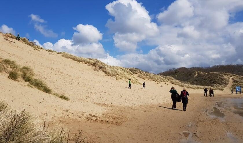 Drukte in de duinen: 'voorkom verstoring natuur'